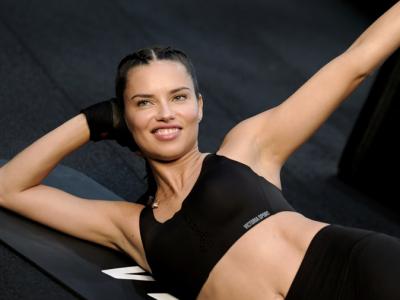Adriana Lima'nın Kalça Egzersizi ile Yeni Bir Görünüm Mümkün