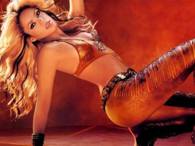 Shakira'nın Fitness Programı ile Daima Genç Kalın
