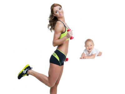 Doğumun İzlerini Sporla Silin